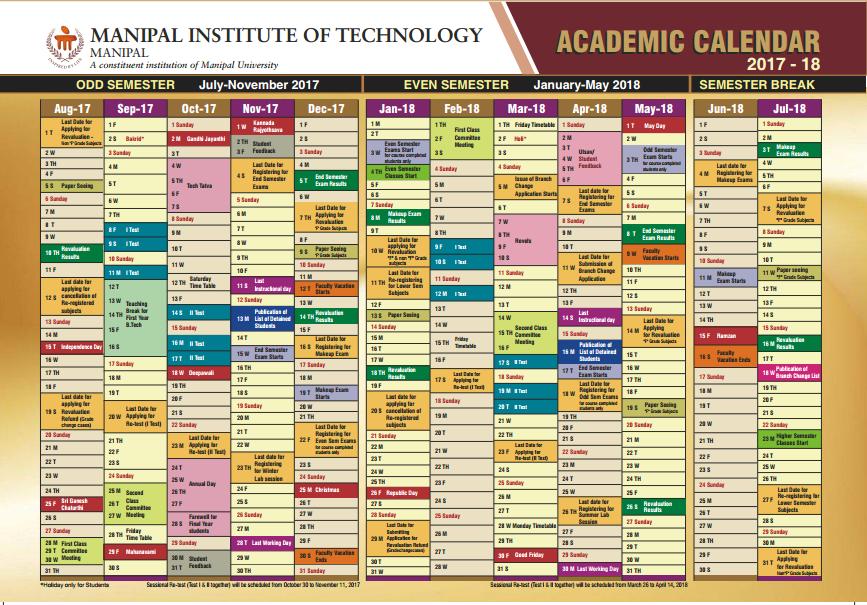 merrimack college academic calendar